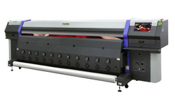 Color Inkjet Printer, Light Jet Solvent / Eco Solvent Printer