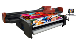 Turbo Wide Format UV Flatbed Printer